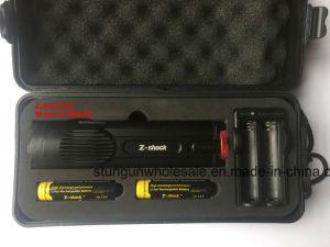 Zs9005 Stun Gun with CREE T6 LED Light