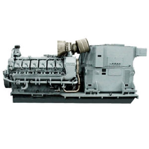 Deutz MWM TBD620-V12 Inland Generator Drive Diesel Engine pictures & photos