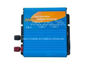 Factory Portable 300W Inverter for Solar Power System Home Use pictures & photos