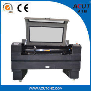 Leather Cutting Machine for Sale Laser Cutter Used on Wood pictures & photos
