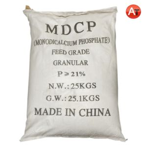 Hot Selling Animal Feed Mono-Dicalcium Phosphate (MDCP 21%) pictures & photos