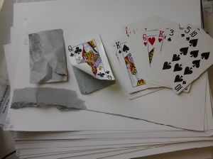 Black Core Paper for Play Card, Lottery pictures & photos