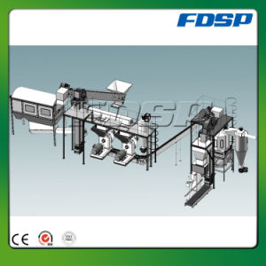 High Performance Wood Drum Rotary Dryer with Ce pictures & photos