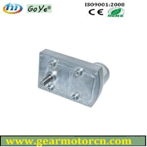 Gyf95bl-a 95mm High Torque Low Speed Flat Metal DC Gear Motor pictures & photos