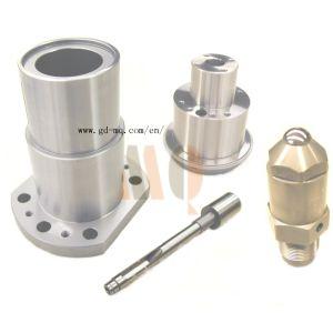 CNC Aluminum Machined Parts (MQ1028) pictures & photos
