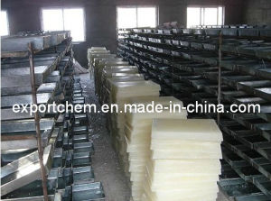 Kunlun Brand of Semi-Refined Paraffin Wax 58-60 pictures & photos
