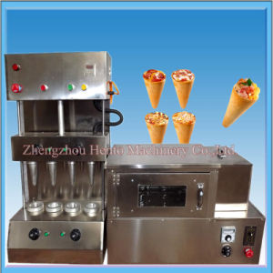 Hot Sale Cone Pizza Making Machine pictures & photos