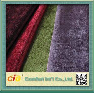 Custom Made Chenille Fabric for Russia Market pictures & photos