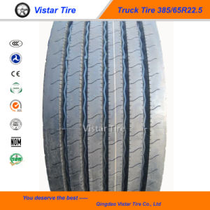 385/55r22.5 Heavy Duty Super Single Truck Tire pictures & photos
