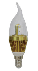 Dimmable LED High Lightness SMD LED Candle Light pictures & photos
