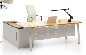 Good Quality Modern Furnitures ISO Standard Office Table (BS-D019) pictures & photos