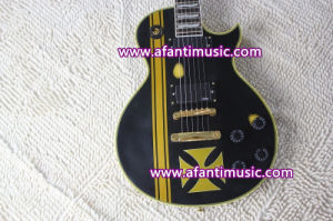 Mahogany Body & Neck / Afanti Electric Guitar (AESP-70) pictures & photos