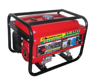 Gasoline Generator Cy-2500 pictures & photos