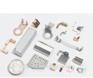 Aluminum Punching Parts, Spun Aluminium Parts pictures & photos