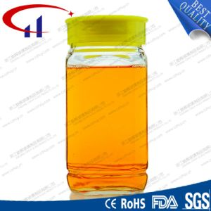 Hot Wholesale Cylinder Glass Jar for Honey (CHJ8219) pictures & photos