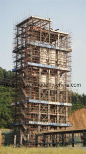Multi-Story Building/Steel Construction/Multi-Story House/Metal Steel Frame pictures & photos