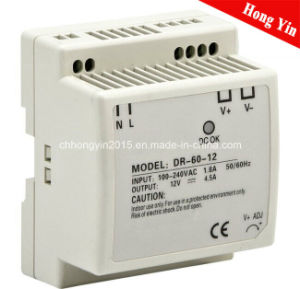 Dr-60-24 DIN-Rail Ts35/7.5 or 15 Switching Power Supplies pictures & photos