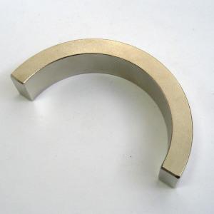 Sintered Permanent Neodymium Arc Strong Magnet (UNI-Arc-io3) pictures & photos