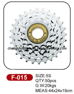 5 Speed Freewheel (F-015) of High Quality pictures & photos