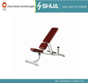 Gym Exercise Equipment Adjustable Bench