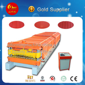 Full Automatic Roll Forming Machine for Roofing Sheets pictures & photos