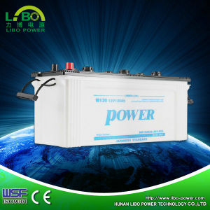 12V Lead Acid Vehicle/Automotive Rechargealbe Car Battery---N120-135f51