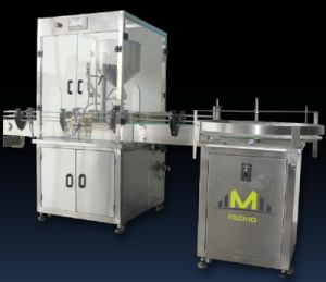 Mzh-F Automatic Paste Filling Machine pictures & photos