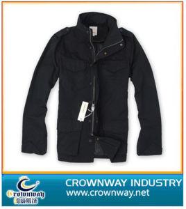 Men′s Fashion Design Long Sleeve Cotton Overcoat pictures & photos