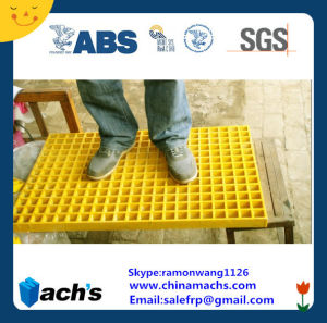 Chemical Resistance FRP GRP Gratings Passed ABS Cer and SGS Report pictures & photos