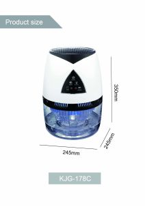 Air Washer and Air Purifiers Factory Export