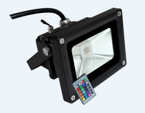 New 30W LED RGB Flood Light Outdoor Projector pictures & photos