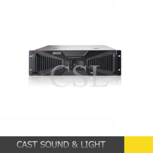 1200W Professional Power Amplifier with Dual Transformers pictures & photos