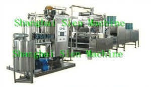 Automatic Hard Candy Depositing Production Line pictures & photos