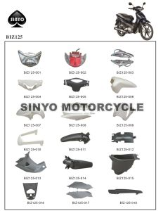 Wholesale Cub Motorcycle Body Parts pictures & photos