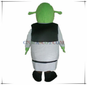 Best Quality Haha Shrek Mascot Cartoon Character Costume pictures & photos