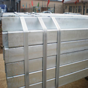 Square Hot DIP Galvanized Steel Pipe for Frame pictures & photos