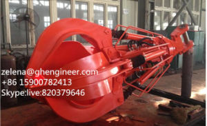 High Working Efficcient Excavator Grab for Log Steel Coal Sand pictures & photos
