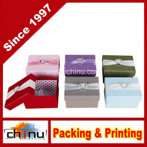 Paper Gift Box with OEM Custom and in Stock (110390) pictures & photos