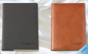 A5 Leatherette Notebook / Daily Planner pictures & photos