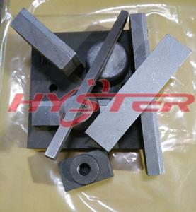 15/3crmo 63HRC Chromium Carbide White Iron Wear Blocks pictures & photos