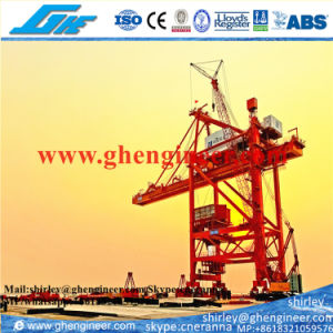 1200t/H Continuous Rail Mounted Mobile Ship Loader pictures & photos