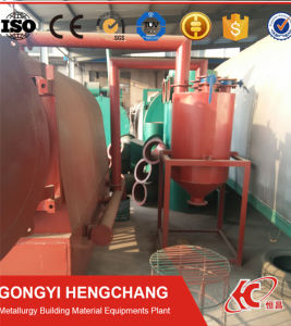 High Quality Smokeless Coconut Shell Biomass Airflow Carbonization Furnace pictures & photos