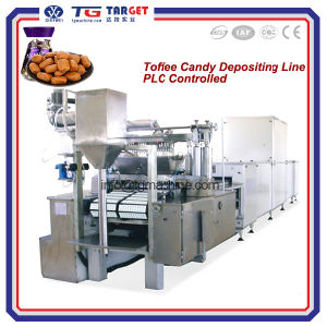 Automatic Toffee Candy Depositing Machine Candy Machine pictures & photos