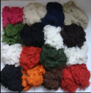 Polyester Staple Fiber, Color Fiber pictures & photos