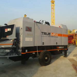 90m3 Per Hour Portable Stationary Concrete Pump pictures & photos