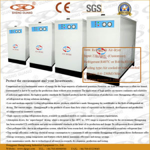 Excellent Air-Cooling Refrigerated Air Dryers Md-150 pictures & photos
