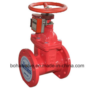 CE Approved Non-Rising Signal Gate Valve