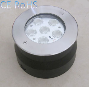 CE 9W RGB3in1 LED Swimming Pool Fountain Light pictures & photos