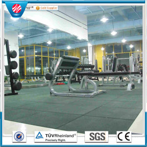 Anti-Slip Rubber Flooring/Sports Rubber Flooring/Gym Flooring Mat pictures & photos