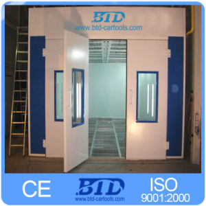 Hot Paint Booth China with CE pictures & photos